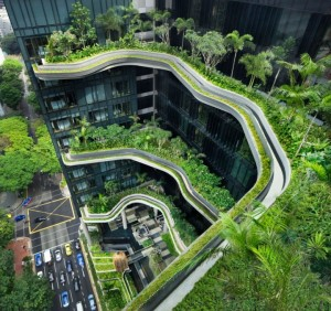 Parkroyal Hotel Singapore - Photo Dari Google