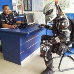 Sila Report Polis !!!