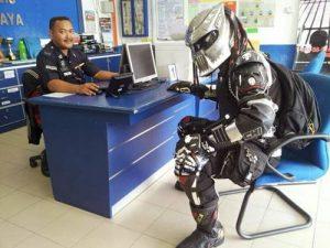 Predator Pun Pandai Report Polis