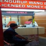 Bahaya Tukar Wang Di Johor Bahru
